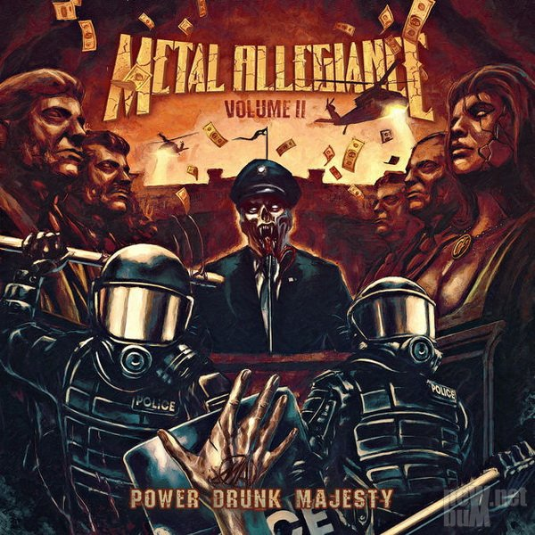 Metal Allegiance - Volume II: Power Drunk Majesty (2018)