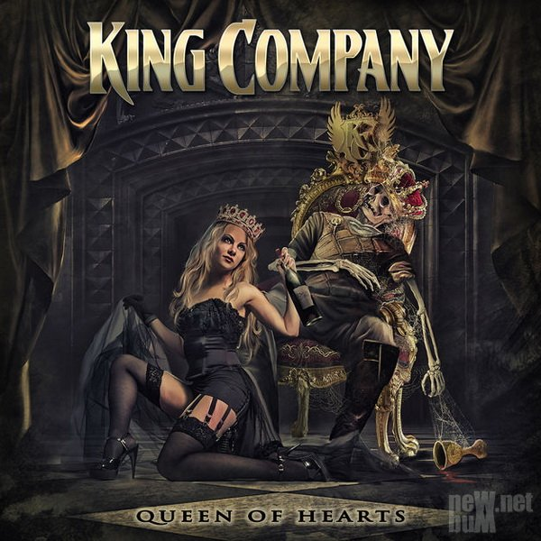King Company - Queen of Hearts (2018)
