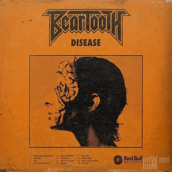 Beartooth - Disease (2018)