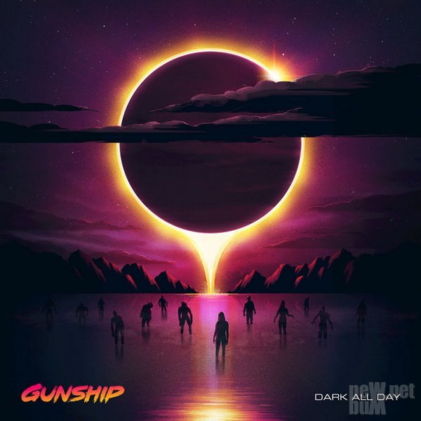 Gunship - Dark All Day (2018)