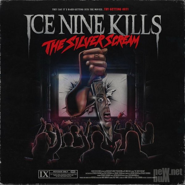 Ice Nine Kills - The Silver Scream (2018)