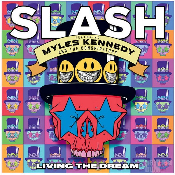 Slash - Living the Dream (2018)