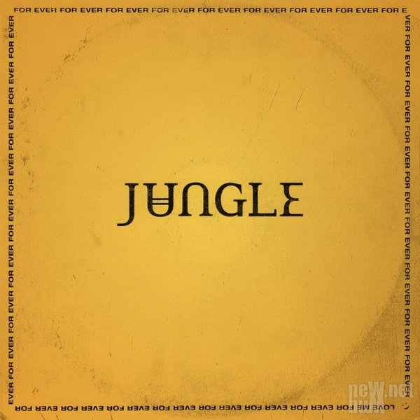 Jungle - For Ever (2018)