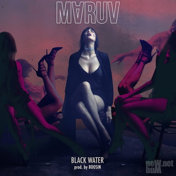 Maruv - Black Water (2018)