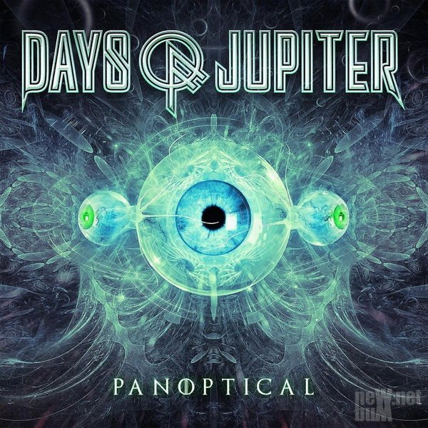 Days Of Jupiter - Panoptical (2018)