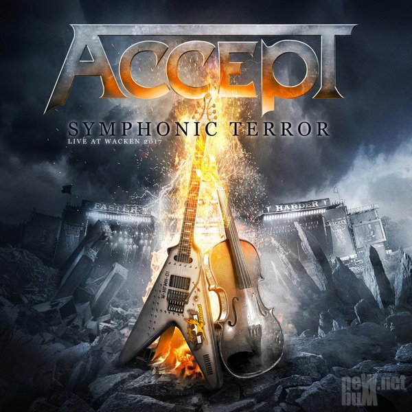 Accept - Symphonic Terror. Live At Wacken 2017 (2018)