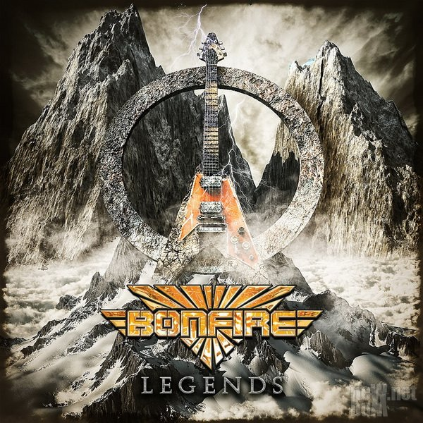 Bonfire - Legends (2018)