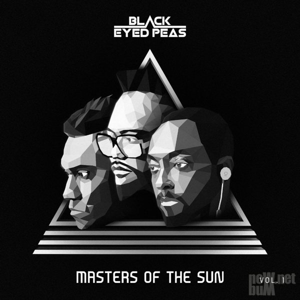 The Black Eyed Peas - Masters Of The Sun (2018)