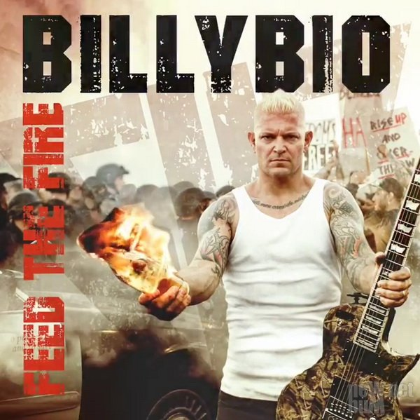 BillyBio - Feed The Fire (2018)