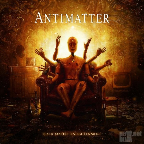 Antimatter - Black Market Enlightenment (2018)