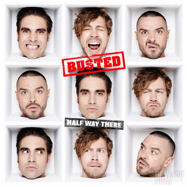 Busted - Half Way There (2019)