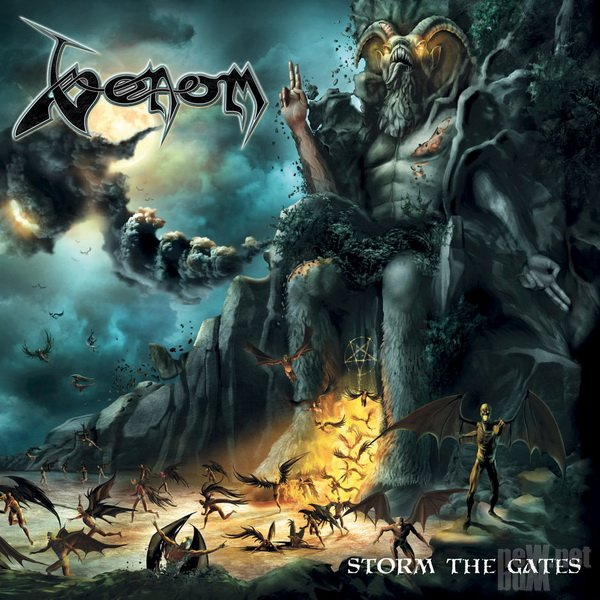 Venom - Storm the Gates (2018)