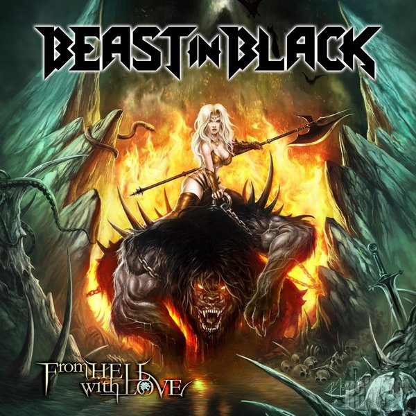 Beast In Black - From Hell with Love (2019)
