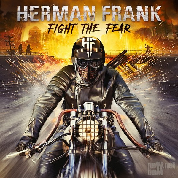 Herman Frank - Fight the Fear (2019)
