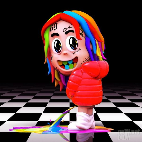 6ix9ine - Dummy Boy (2018)