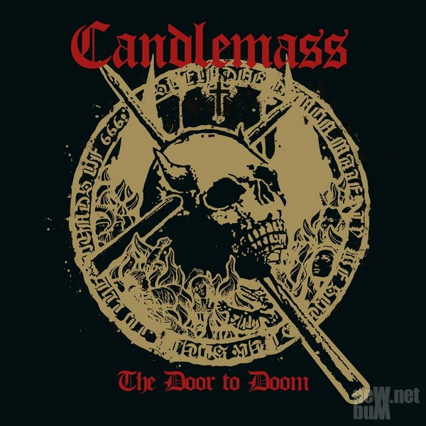 Candlemass - The Door to Doom (2019)
