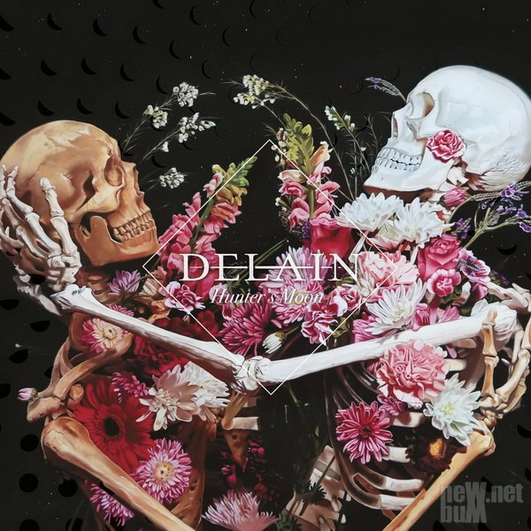 Delain - Hunter's Moon [EP] (2019)