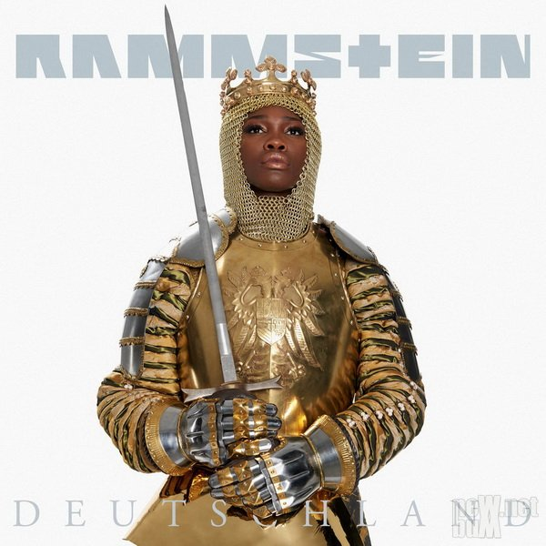 Rammstein - Deutschland [Single] (2019)