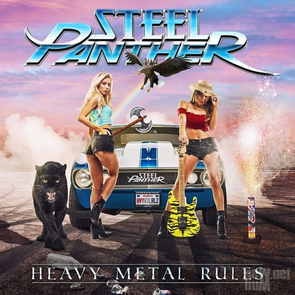 Steel Panther - Heavy Metal Rules (2019)