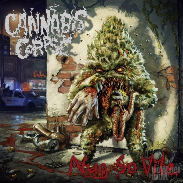 Cannabis Corpse - Nug so Vile (2019)