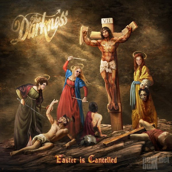 The Darkness - Easter Is Cancelled (2019)
