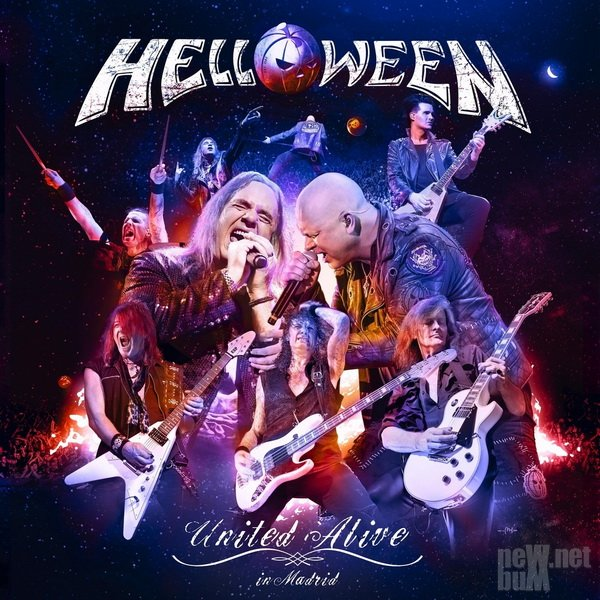 Helloween - United Alive in Madrid (2019)