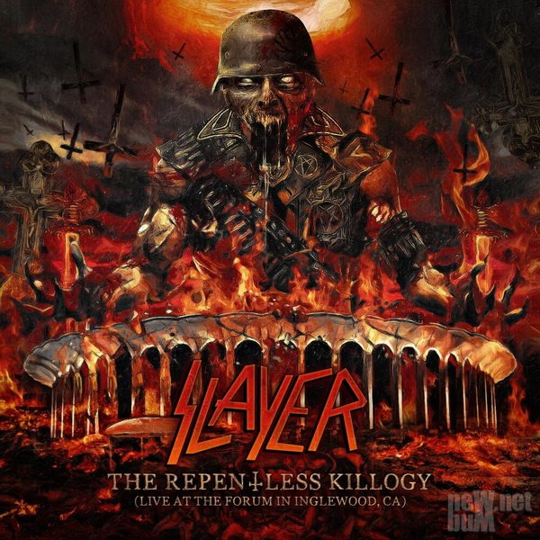 Slayer - The Repentless Killogy (2019)