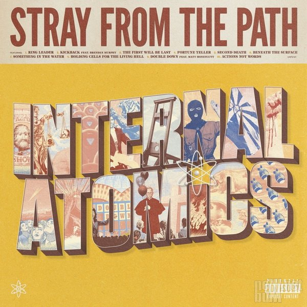 Stray from the Path - Internal Atomics (2019)