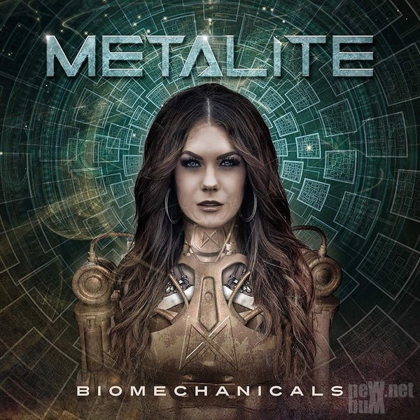 Metalite - Biomechanicals (2019)
