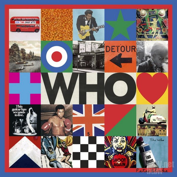 The Who - WHO (2019)