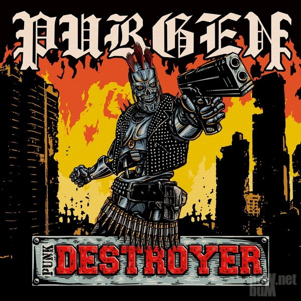 Пурген - Punk Destroyer (2019)