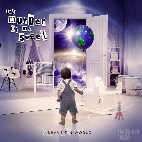 The Murder of My Sweet - Brave Tin World (2019)