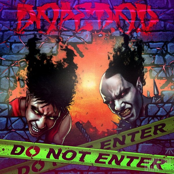 Dope D.O.D. - Do Not Enter (2019)