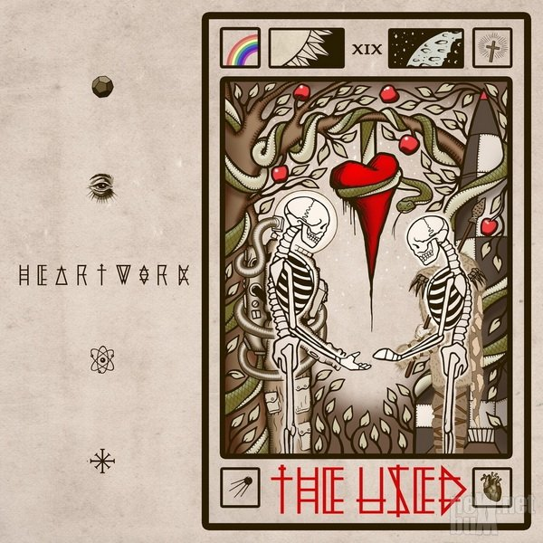 The Used - Heartwork (2020)