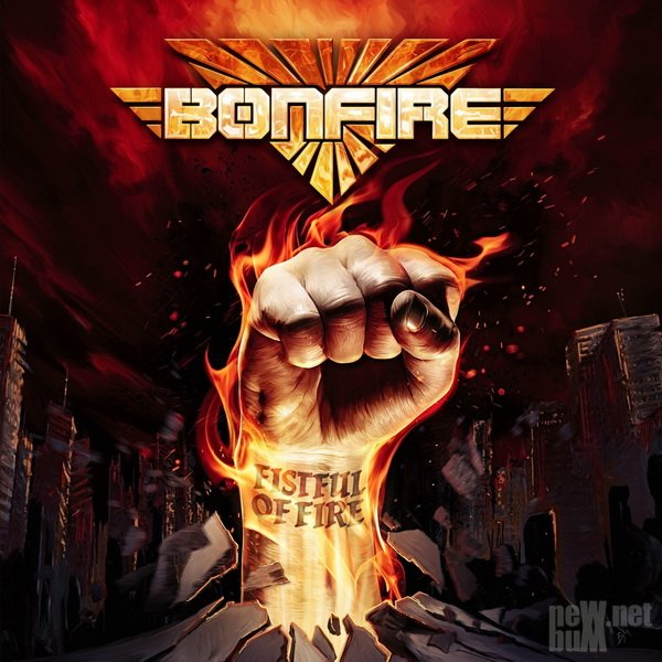 Bonfire - Fistful of Fire (2020)