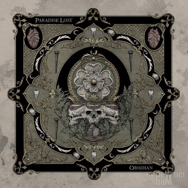 Paradise Lost - Obsidian (2020)