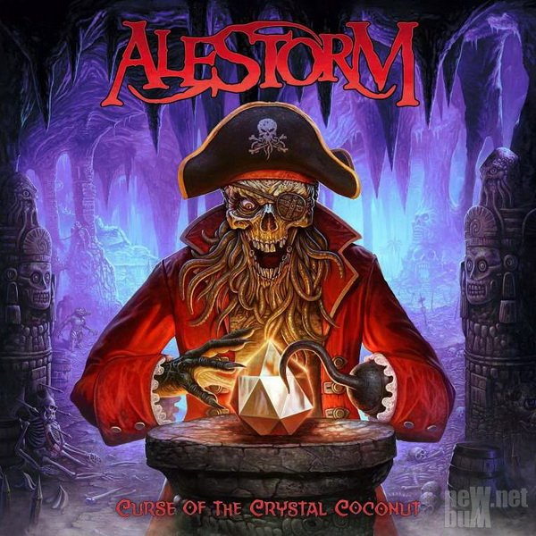 Alestorm - Curse of the Crystal Coconut (2020)
