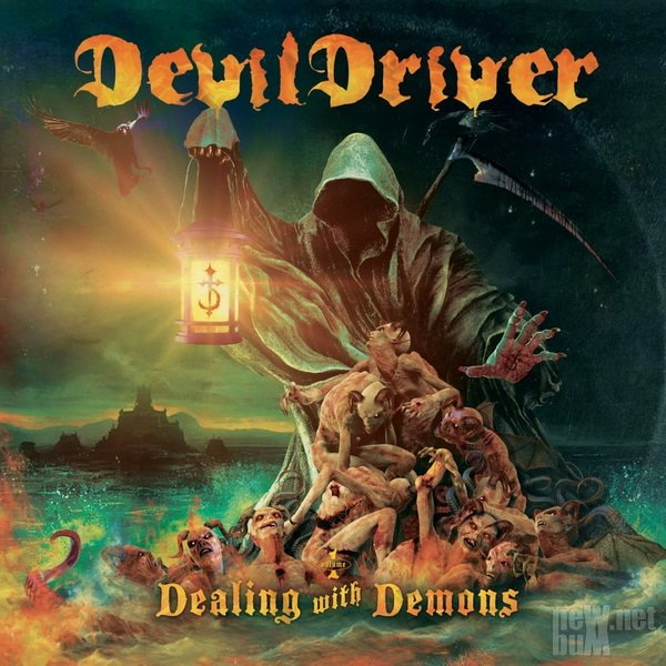 DevilDriver - Dealing With Demons (2020)