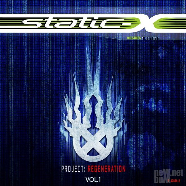 Static-X - Project: Regeneration Vol. 1 (2020)