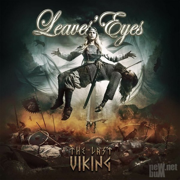 Leaves´ Eyes - The Last Viking (2020)