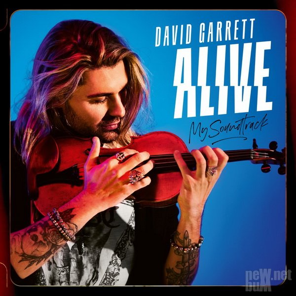 David Garrett - Alive. My Soundtrack (2020)