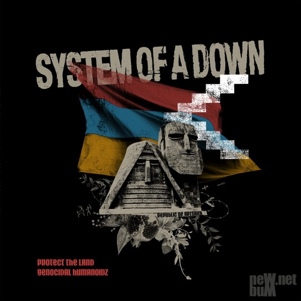System of a Down - Protect The Land / Genocidal Humanoidz (2020)