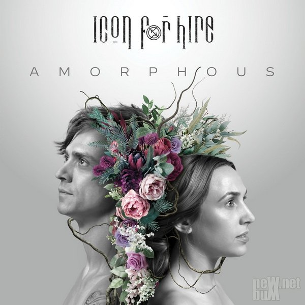 Icon For Hire - Amorphous (2021)