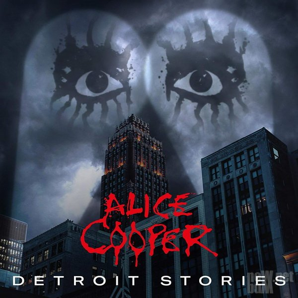 Alice Cooper - Detroit Stories (2021)