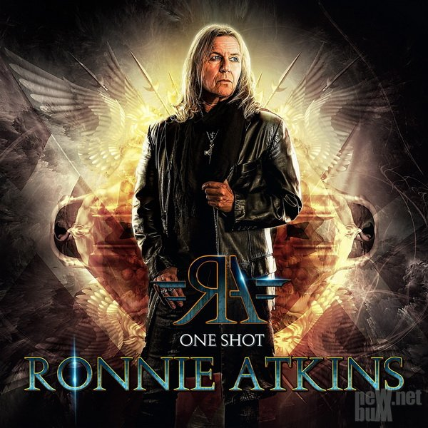 Ronnie Atkins - One Shot (2021)